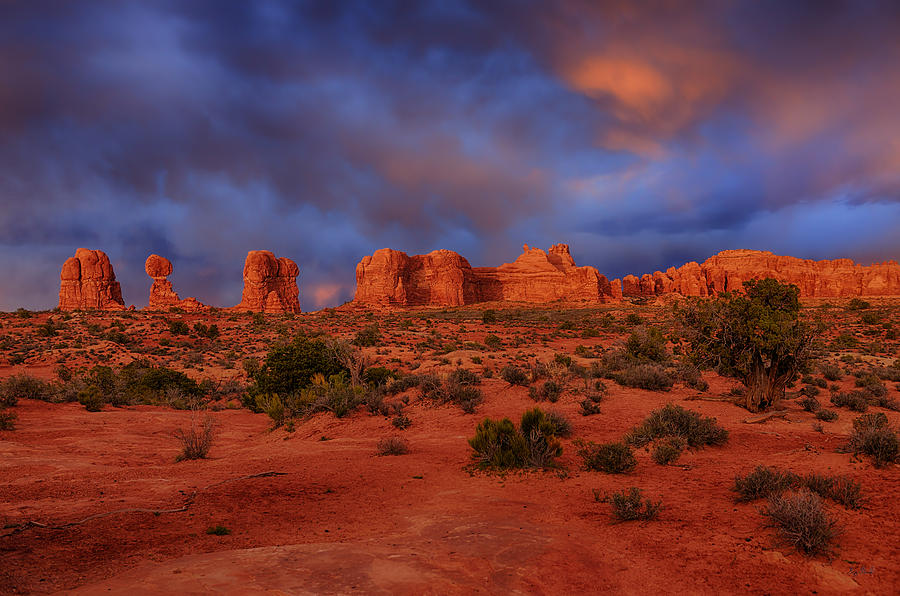 Arches Last Light fine art nature prints