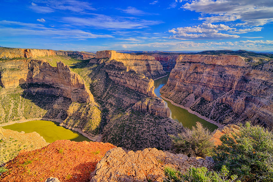 Bighorn Canyon fine art nature prints