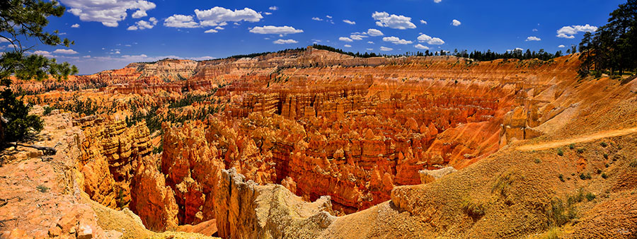 Bryce Canyon Panoramic Prints