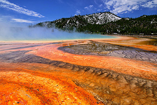 Grand Prismatic Spring fine art nature photography prints
