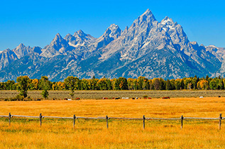 Teton Cathedral Group fine art nature prints