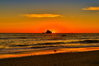 Pacific Sunset fine art nature photography prints