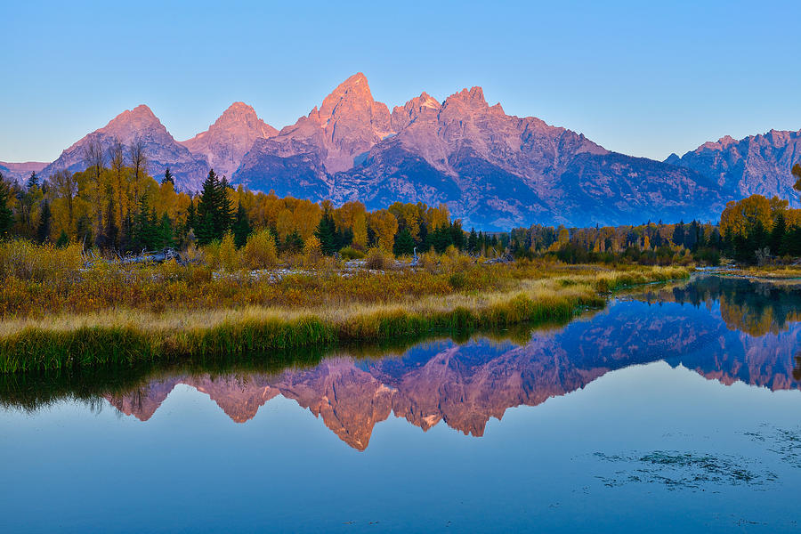 Schwabacher Dawn fine art nature prints