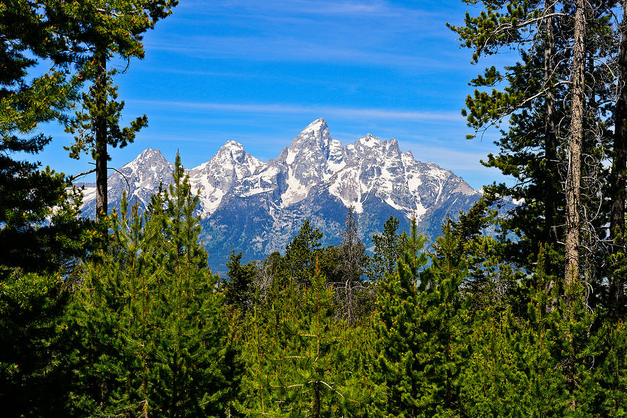 Teton Window fine art nature prints