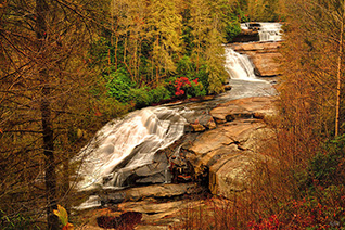 Triple Falls fine art nature prints