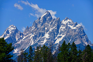 Teton Cathedral fine art nature prints
