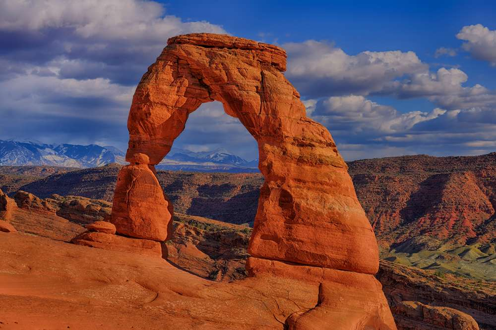 Delicate Arch View