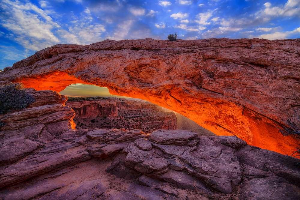 Mesa Arch Glow