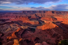 Canyonlands Dead Horse Point Sunrise