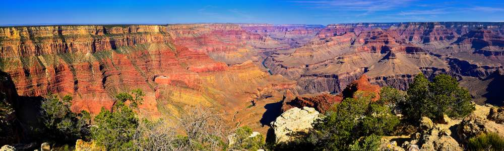 Mohave Point Grand Canyon Panorama