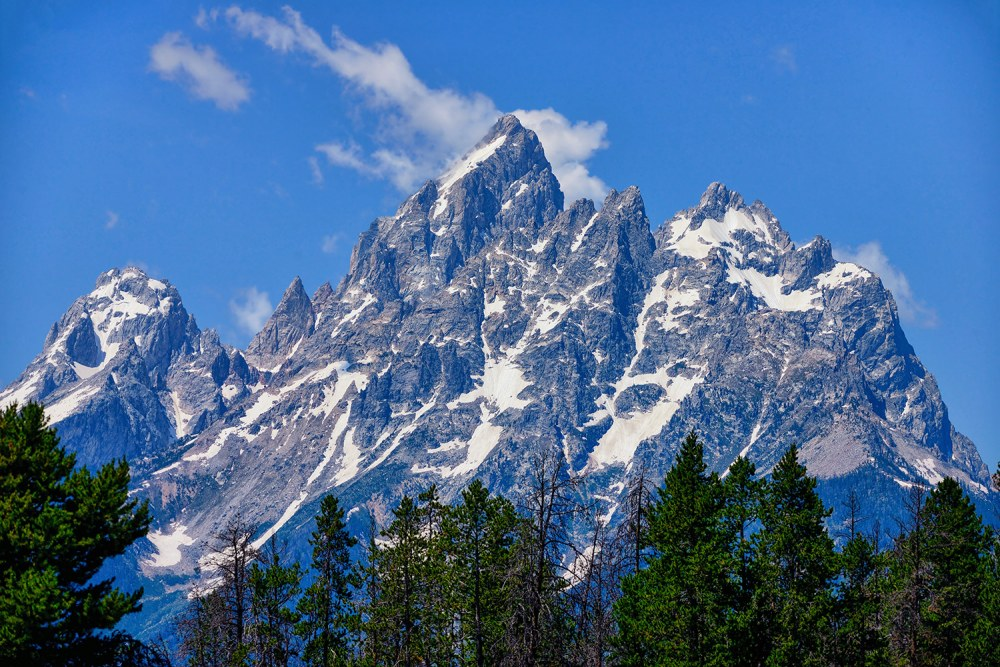 Teton Towers