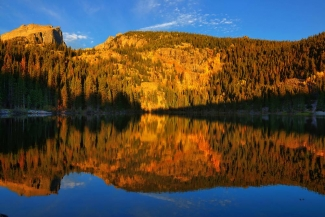 Bear Lake Morning Reflections