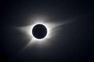 Solar Corona During Eclipse