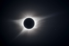 Solar Corona During Eclipse