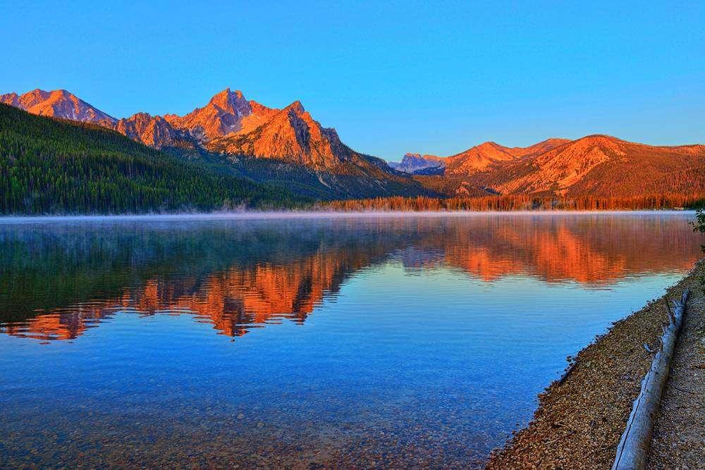 Stanley Lake