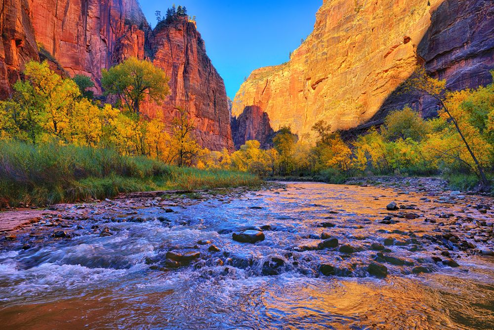 Zion Virgin River