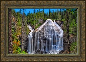 Framed Photographic Art example